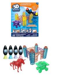 Набор  3D Magic для создания замка принцессы82003 (279702)